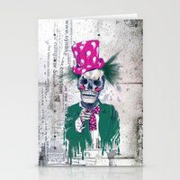 Skully Sam Stationery Cards