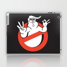 Trump busters; He ain't afraid no ghost Laptop & iPad Skin