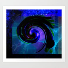 Soul Restoration Symbol Art Print