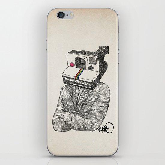 how old school iPhone & iPod Skin