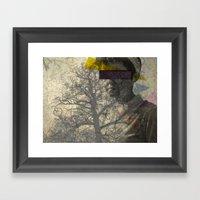 Mary's Hideaway Framed Art Print