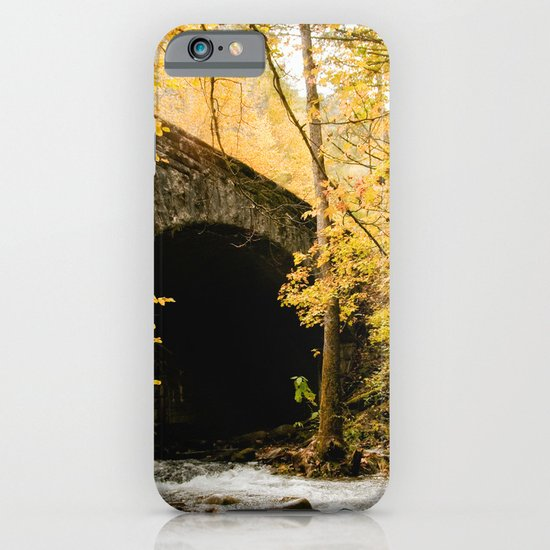 Stone Bridge iPhone & iPod Case