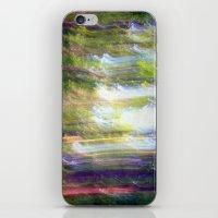 Sun Shower In The Fairy … iPhone & iPod Skin