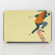 iPad Case featuring McFly by The Art Of Danny Haa…