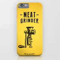 Meat Grinder iPhone 6 Slim Case