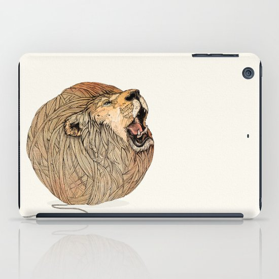 Unravel Me iPad Case