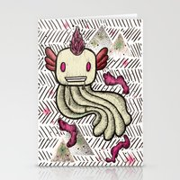 Mad Squillie Stationery Cards