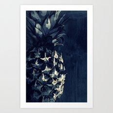 PINEAPPLE - CROSS/PROCESS Art Print