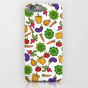 Vegetables iPhone & iPod Case