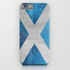 Scotland Flag Slim Case iPhone 6s