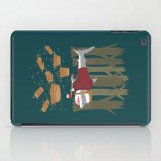 LumberJack Shark iPad Case