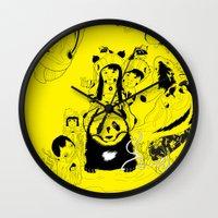 LAGORCA 01 Wall Clock