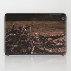 wooden soul iPad Case