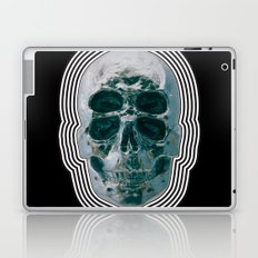Chrome 4i Skull Laptop & iPad Skin