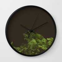 End of Time Wall Clock