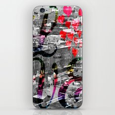 I Love New York iPhone & iPod Skin