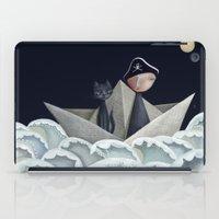 The Pirate Ship iPad Case