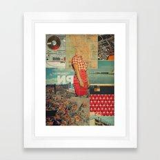 NP1969 Framed Art Print