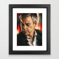 Greg Lestrade Framed Art Print