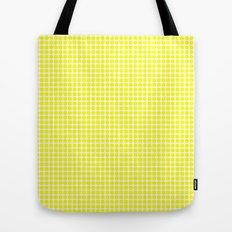 YELLOW DOT Tote Bag