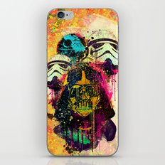 EMPIRE POP iPhone & iPod Skin