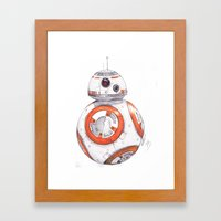 BB-ART Framed Art Print