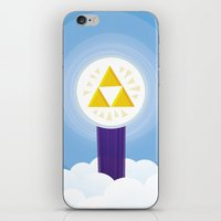 The Creation of Hyrule iPhone & iPod Skin