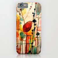 iPhone Cases featuring le troubadour by sylvie demers
