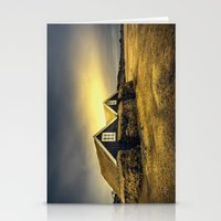 Old Huts Stationery Cards