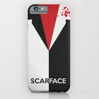 Scarface - Minimal Poster 01 iPhone 6 Slim Case