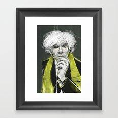 Andy 1 Framed Art Print