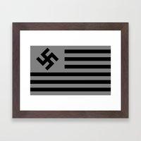 G.N.R (The Man In The Hi… Framed Art Print