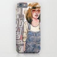 iPhone & iPod Case featuring Take a walk by Danielle Feigenbaum
