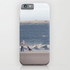 fishing with dogs... iPhone 6 Slim Case