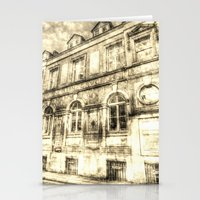 Victorian London Vintage Stationery Cards