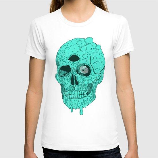 Beetle Skull  T-shirt