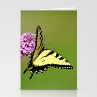 Nature Does Not Intrude II Stationery Cards