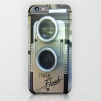 insta flash  iPhone 6 Slim Case