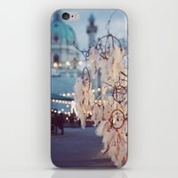 Dreamcatcher. iPhone & iPod Skin