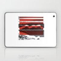 Red Terrain Laptop & iPad Skin