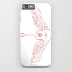 Flying Guitar. iPhone 6s Slim Case