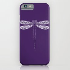 dragonfly in acai Slim Case iPhone 6s