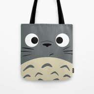 Tote Bag featuring Dubiously Troll ~ My Nei… by Canis Picta