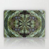 Reflection In A Creek # 2 Laptop & iPad Skin