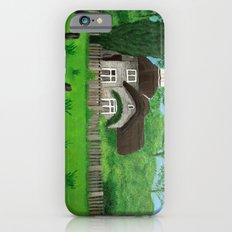 Cottage---Longleat safari park iPhone 6 Slim Case