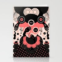 Hallucination Stationery Cards