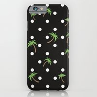 iPhone & iPod Case featuring Palm Trees by BTP Designs