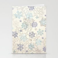 Beaucoup De Neige Stationery Cards