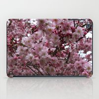 Blossoms in Bloomfield iPad Case