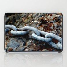 A chain to far iPad Case